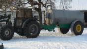Beczkowóz, wóz asenizacyjny 8500l
