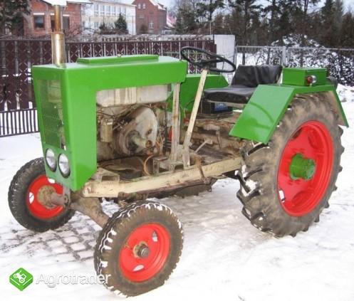 Ciągnik rolniczy SAM LUBLINIEC 100 %sprawny - zdjęcie 3