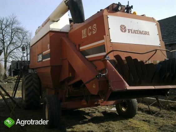 Kombajn New Holland L624 L626 Laverda Claas John - zdjęcie 5