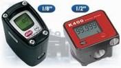 Przepływomierz elektroniczny K400 ropa/on/diesel