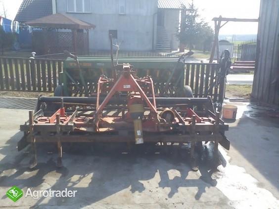Siewnik amazone D7 special II i brona wirnikowa - zdjęcie 1