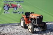 Traktorek Hinomoto C174D 4x4 17KM
