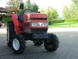 Mini traktorek Yanmar F215 obniżany, 21KM, 4x4