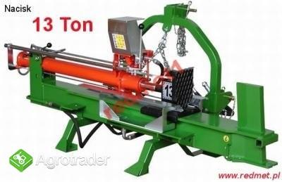Łuparka hydrauliczna pionowa ŁH 13 Ton