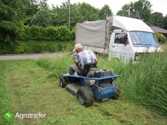 Koszenie nieużytków wykaszanie trawy działek Wisła Ustroń Brenna Górki - zdjęcie 1