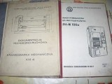 DTR-ki Dokumentacja techniczno-ruchowa paszport