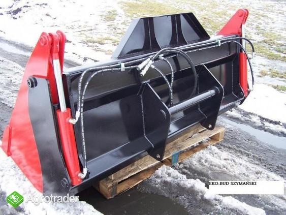 Łyżki ładowarkowe otwierane 4W1 - zdjęcie 1