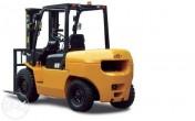 Wózek widłowy Hangcha 3,5 tony diesel nowy UDT