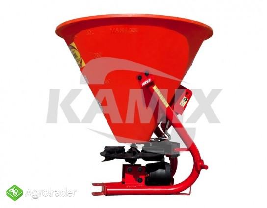 rozsiewacz lejowy turbina lejek 350 DEXWAL KAMIX - zdjęcie 3