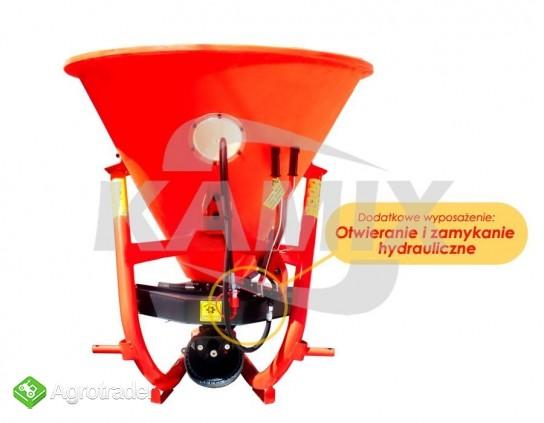 rozsiewacz lejowy turbina lejek 500  DEXWAL KAMIX - zdjęcie 1