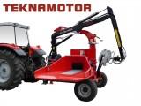 La déchiqueteuse (broyeur) Skorpion 250 RG/90