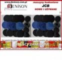 ślizgi jcb 3cx Zestaw ślizgów JCB 4cx