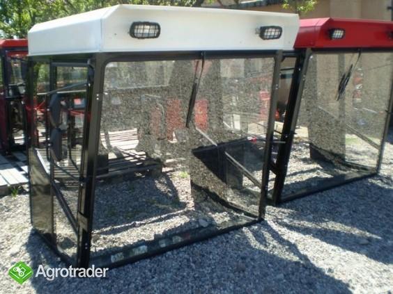 Kabina kabiny BIZON do Bizona - zdjęcie 1