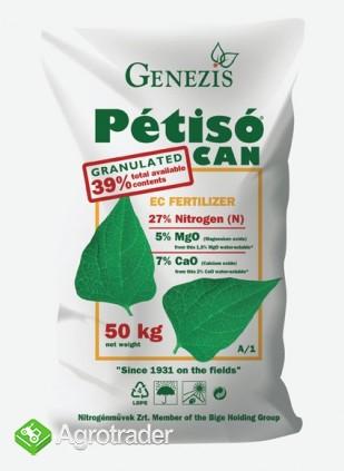 Saletrzak 27%N-7%CaO-5%MgO(gruba granula) Węgierski