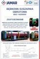 Suszarnia Obrotowa BSO 1420/8000
