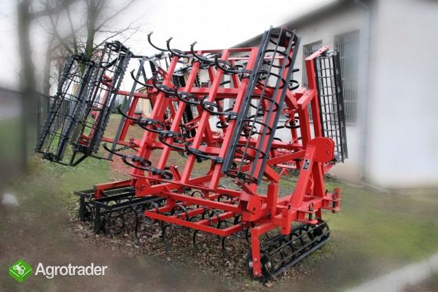 Agregat uprawowy składany hydraulicznie 3,6 KAMIX - zdjęcie 2