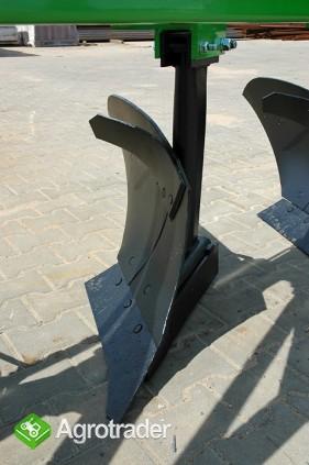 Pług ramowy zawieszany Lyra  BOMET pługi ramowe korpusy - zdjęcie 4