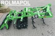 Agregat SMOK Talerzowy K2T2WZ2, ROLMAPOL, Dziekan