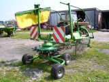 Zgrabiarka do siana Stoll 465 4 ds kuhn pottinger