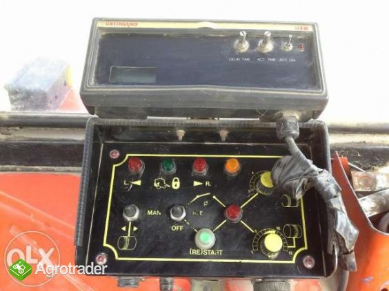 Prasa zmiennokomorowa 2 sznurki Massey Ferguson 828, 2000r.! - zdjęcie 4