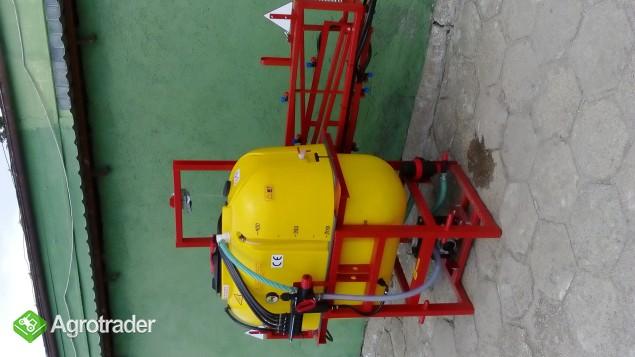 Opryskiwacz 1500l 15 m ,hydraulicznie rozkładany - zdjęcie 4
