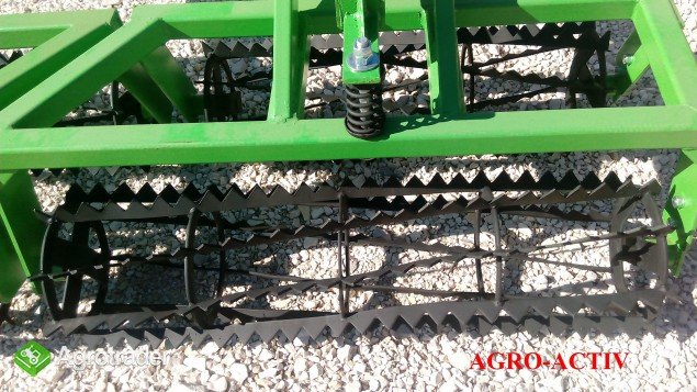 Agregat Uprawowy Zawieszany V2/18 2m ROLEX AGRO-ACTIV - zdjęcie 7