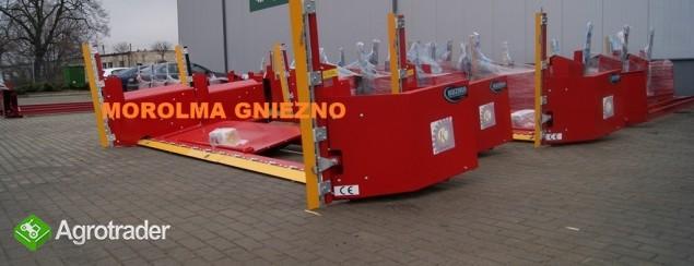 NOWOŚĆ PRODUCENT Stół do rzepaku najazdowo-progowy BIZON Z-056/058/050 - zdjęcie 1