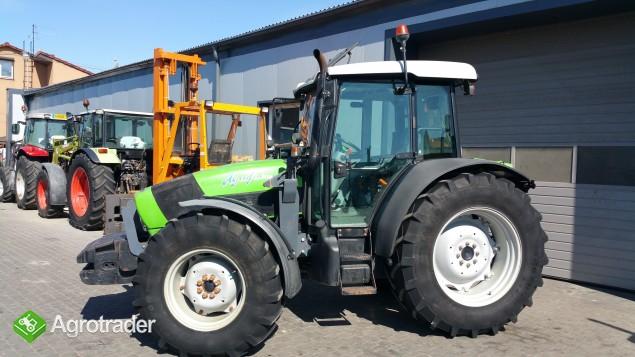 Deutz-Fahr AGROFARM 85 Ciągnik Traktor - zdjęcie 2