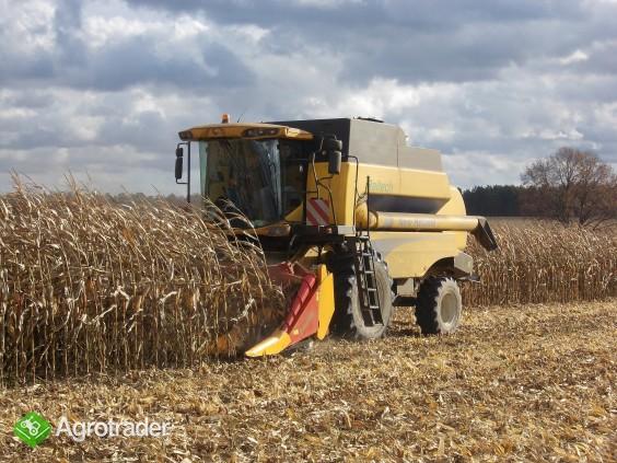 Przystawka do kukurydzy na ziarno EMH 6 nieskładana NOWA Emmarol