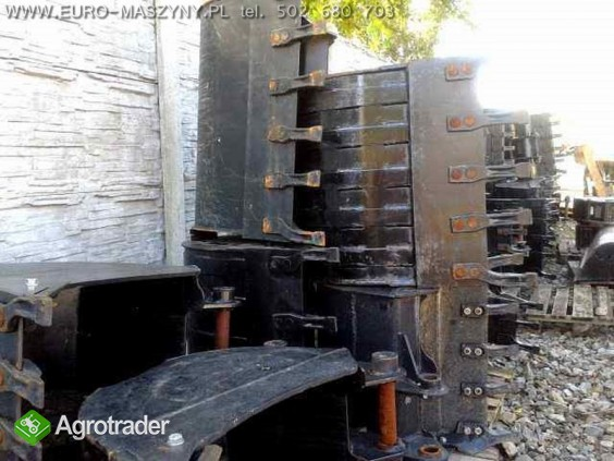 Euro-Maszyny ŁYŻKI - SZEROKI WYBÓR- JCB, CAT - zdjęcie 1
