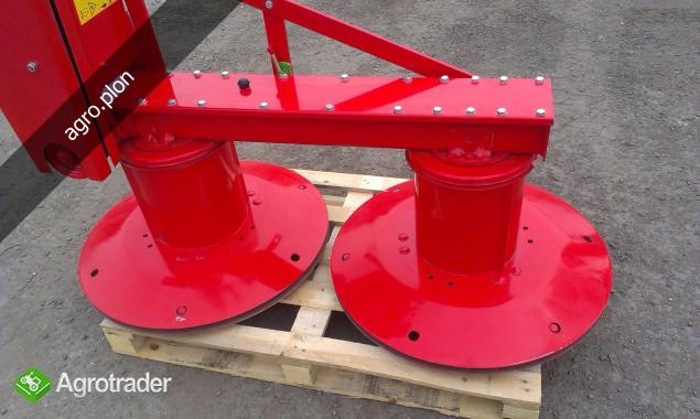 Kosiarka rotacyjna 1.35 m 1.65 m 1.85 m WZMOCNIONA Transport cała PL - zdjęcie 3