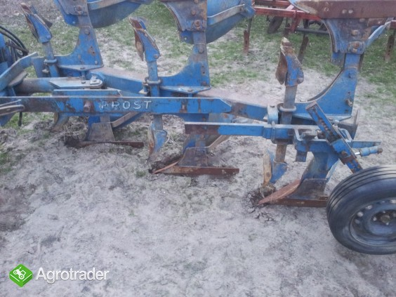plug  frost  3 skiby hydraulicznie  - zdjęcie 2