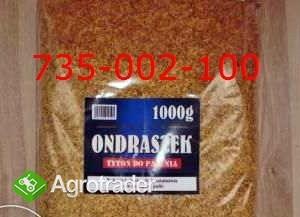 Tani Tytoń - Najlepsza jakość 75zł/kg  735-oo2-1oo - zdjęcie 2