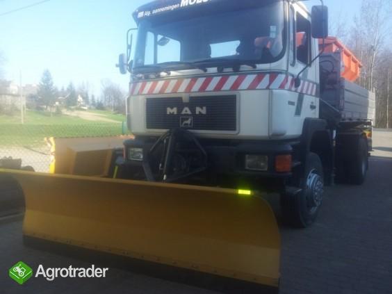 Pługi śnieżne do ciągnika i ciężarówki - producent - zdjęcie 3
