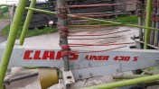Zgrabiarka Claas Liner 430S