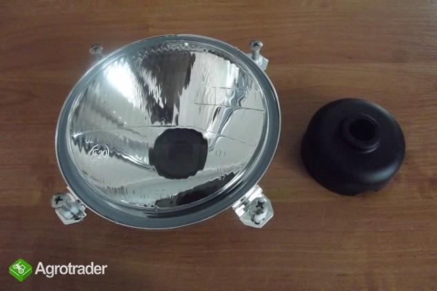 Reflektor fi-139mm MF/Ursus/Zetor 12V R2 45/40W, 24V R2 55/50W - zdjęcie 1