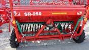 Siewnik stopkowy 2,5 m SR 250 Agro Masz 2,5 m 2,7 m 3,0 m NOWY