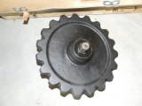 Kompletne koło napinające do minikoparek JCB 801