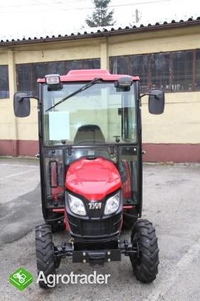Ciągnik rolniczy komunalny TYM TS 25 nowy  sprzedaż - zdjęcie 2