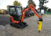 Młot hydrauliczny 100 kg Atlas Copco EC 40T do minikoparki