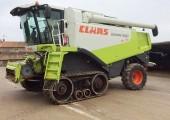 CLAAS LEXION 560 TT 4X4 + VARIO 660 - 2005 ROK