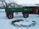 Przyczepa rolnicza ciężarowa 5 ton HL 6011 jak nowa OKAZJA wywrotka