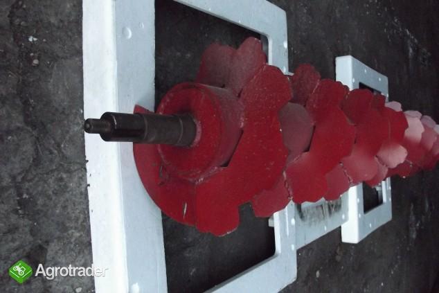 Bęben górny roztrząsający rozrzutnika rosyjskiego PRT 10 ORYGINAŁ - zdjęcie 1