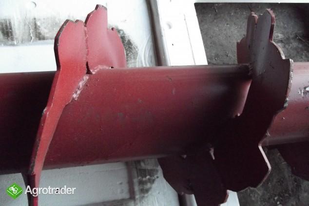 Bęben górny roztrząsający rozrzutnika rosyjskiego PRT 10 ORYGINAŁ - zdjęcie 4