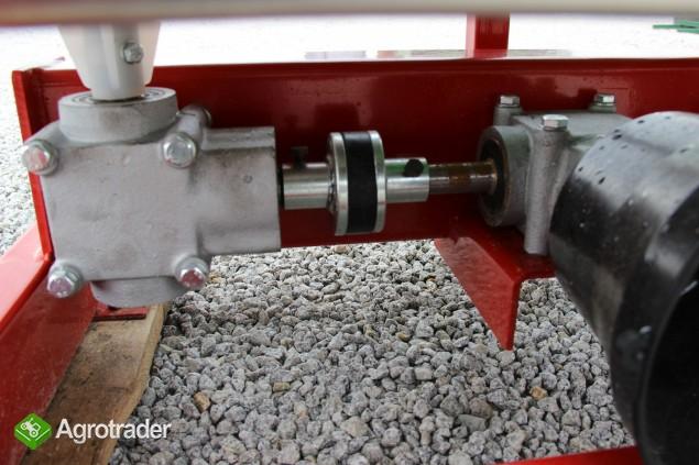Rozsiewacz dwutarczowy rozsiewacze Agro-Max nawozu - zdjęcie 5