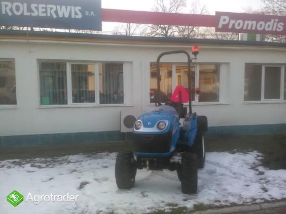 Ciągnik sadowniczy (kompaktowy) New Holland BOOMER 20 - zdjęcie 4