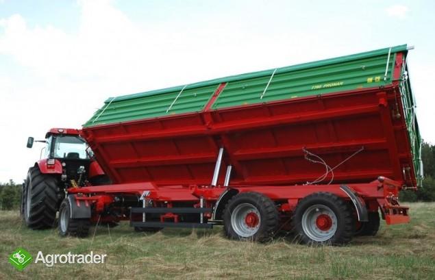 Przyczepy rolnicze - sprzedaż - zdjęcie 3