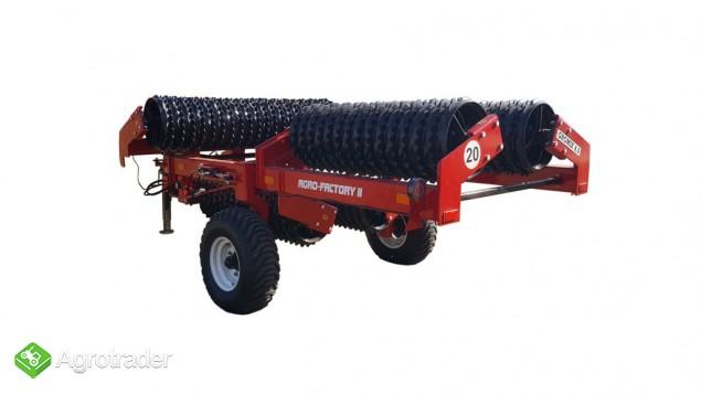 Wały uprawowe Wał uprawowy cambridge Gromix Agro-Factory - zdjęcie 4