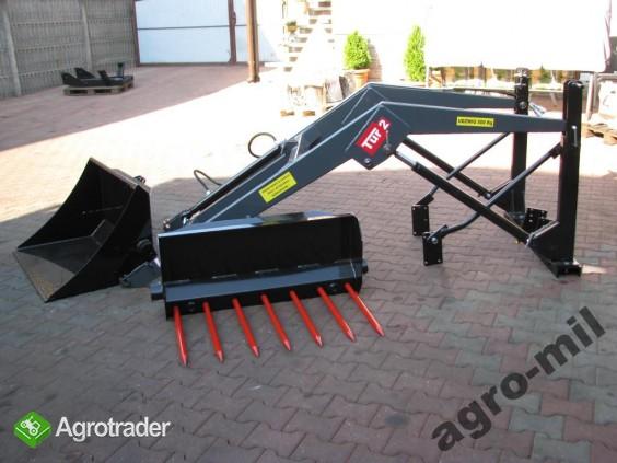 Tur ładowacz czołowy hydrauliczny II ursus c360 c 330 MF 235 255 T-25