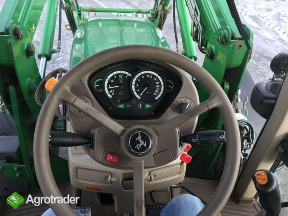 John Deere 6330 PR 40KM - zdjęcie 1